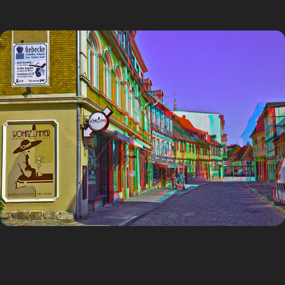 Quedlinburg VI 3D