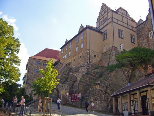 Quedlingburger Schloss