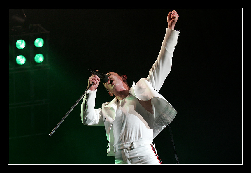 ...Queen (17.03.2006, Hannover)