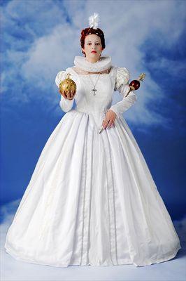 Queen Elisabeth I