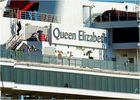 Queen Elizabeth - Detail