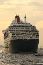 Queen Mary 2 - Abreise -