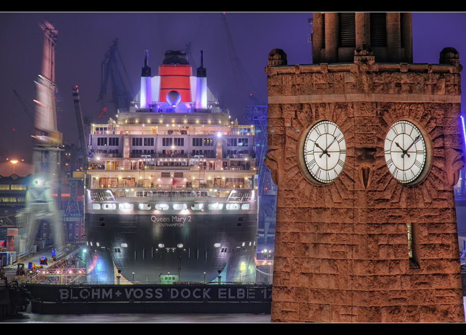 Queen Mary 2  I