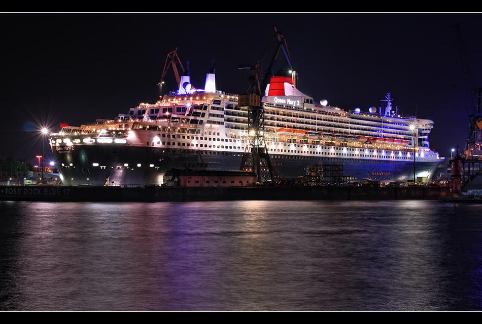 Queen Mary 2  II