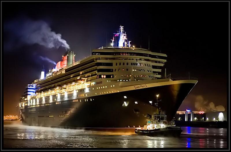 Queen Mary 2 - II