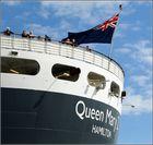 """""""Queen Mary 2"""" in Hamburg"""