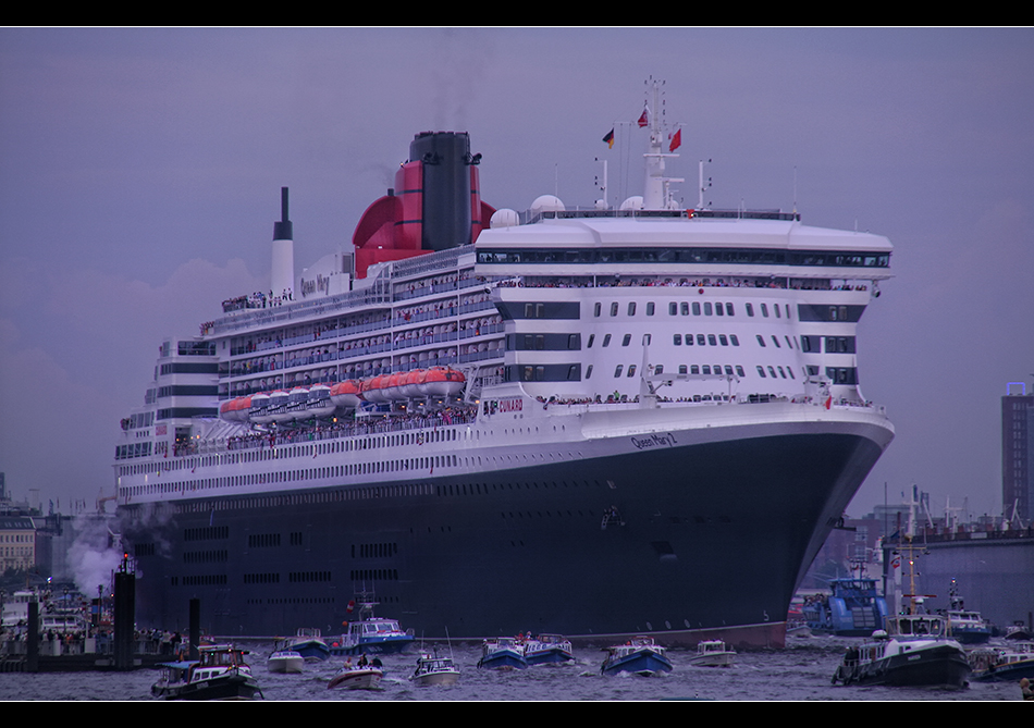 Queen Mary 2  IV