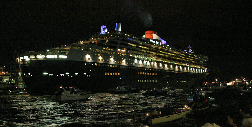 Queen Mary 2 - Version 2