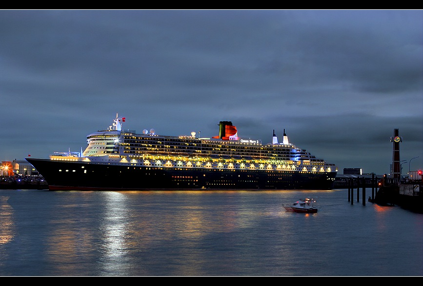 Queen Mary 2 | zweiter Besuch