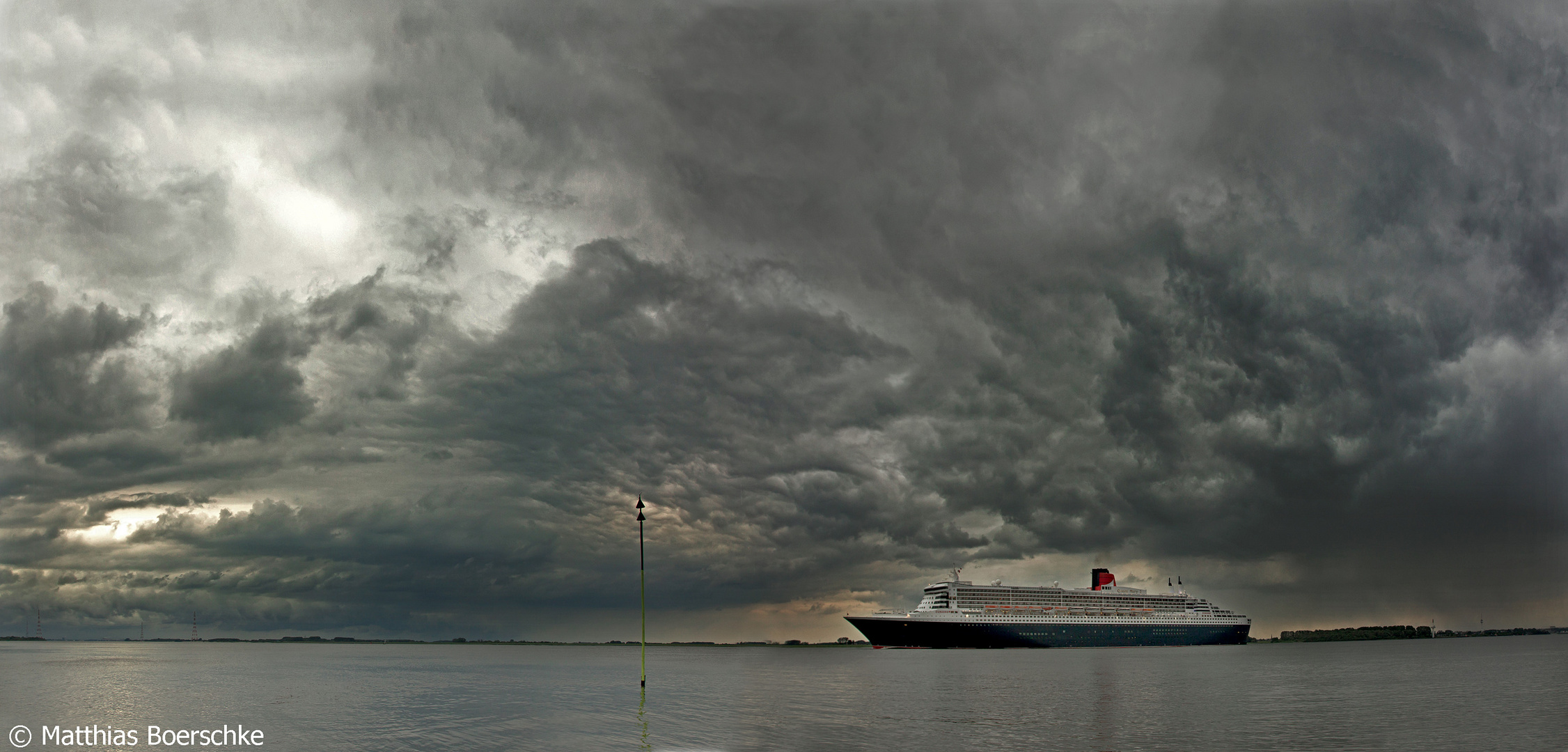Queen Mary II Special!