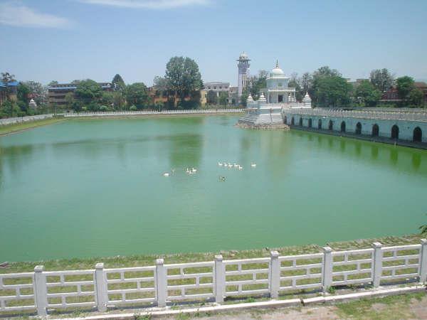 Queen Pond