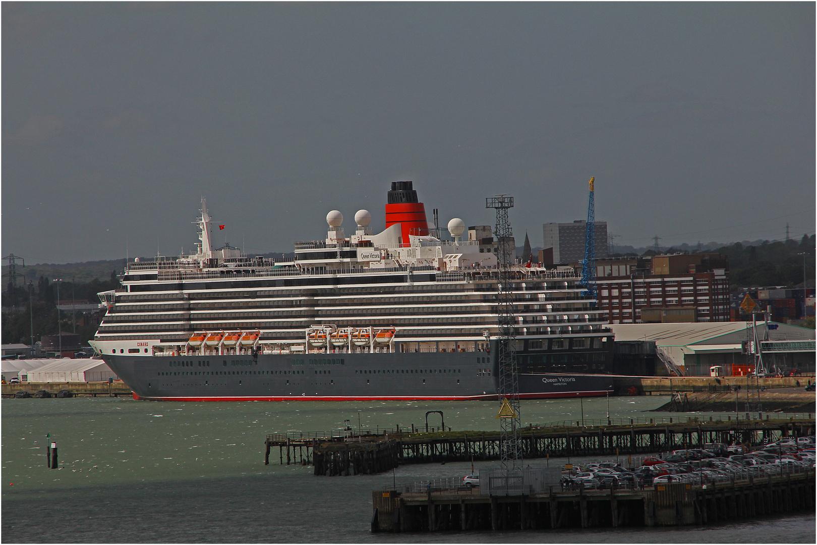 Queen Victoria Southampton