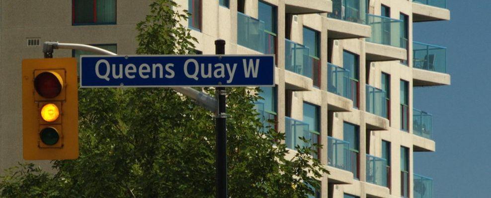 Queens Quay West