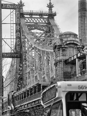 Queensboro Bridge / 2008 / 1