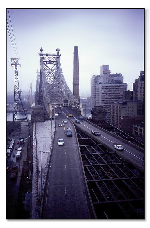 Queensborough Bridge, Manhattan