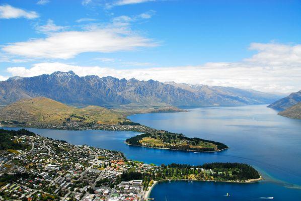 Queenstown South Island NZ
