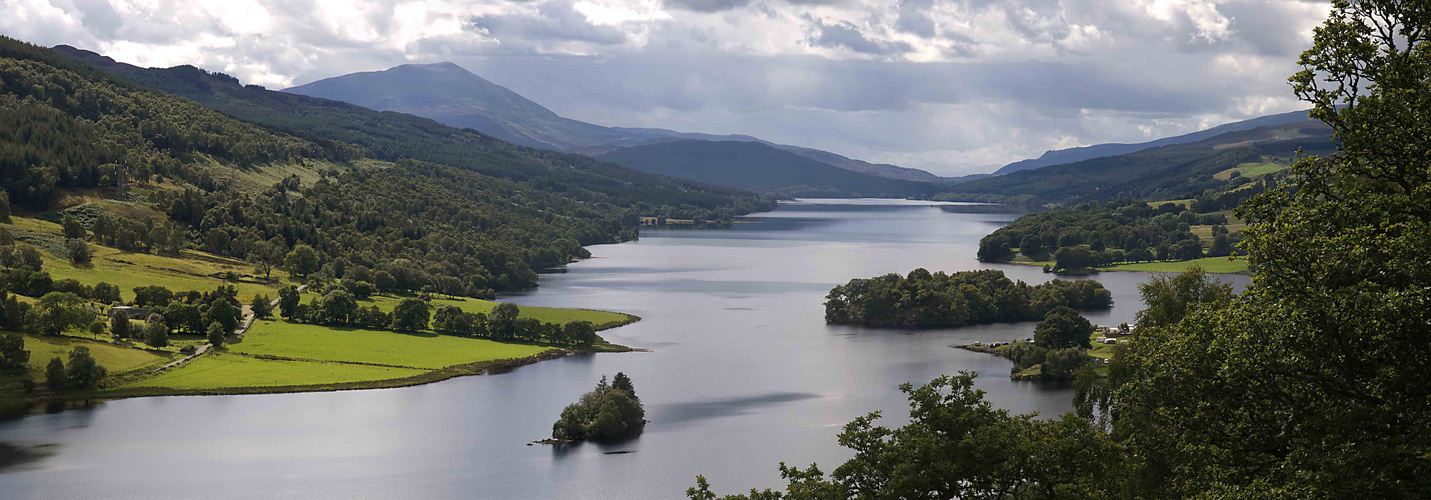 Queensview by Pitlochry