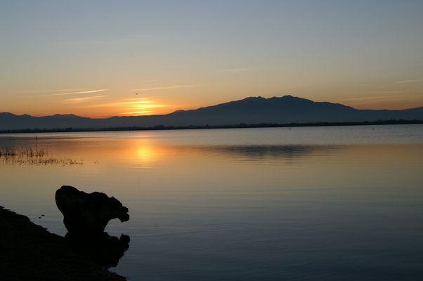 Quel silence, quelle tranquilité.....