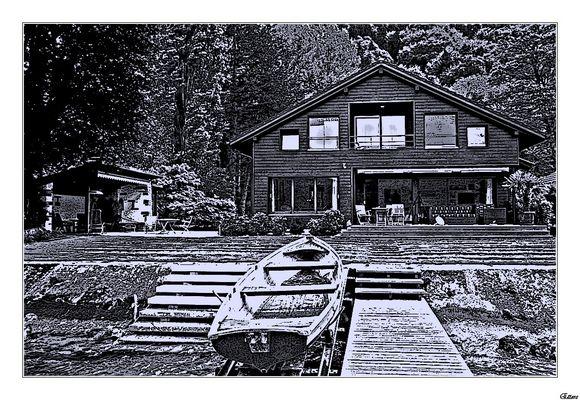 Quella casa sul lago