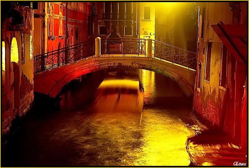 Quella notte a Venezia.......