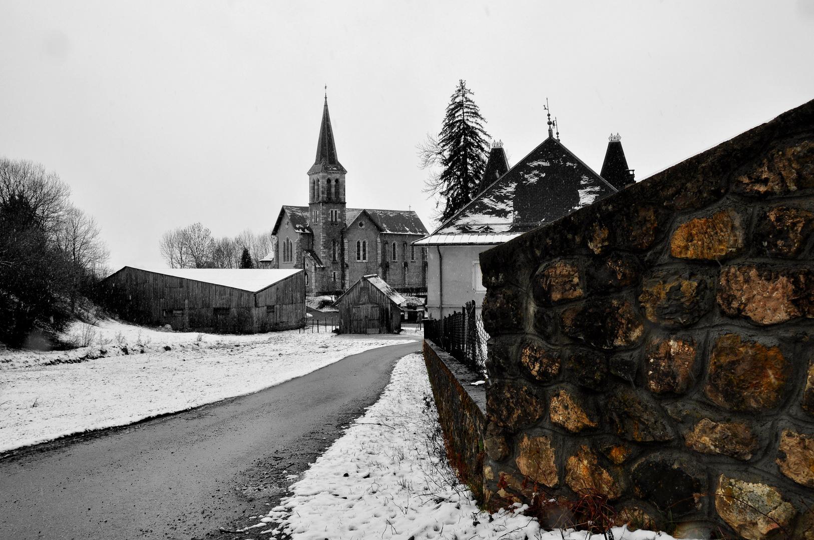 Quelque part en Savoie