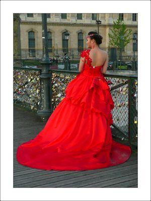 Quelques prises romantiques à Paris...