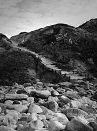Quiberon Steine