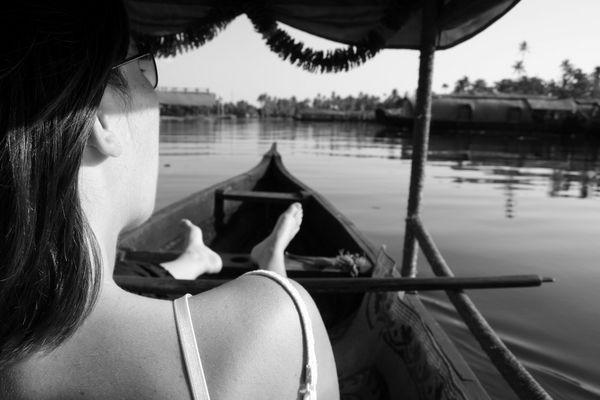 Quiet backwaters journey