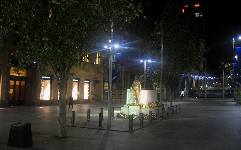 Quiet Memorial