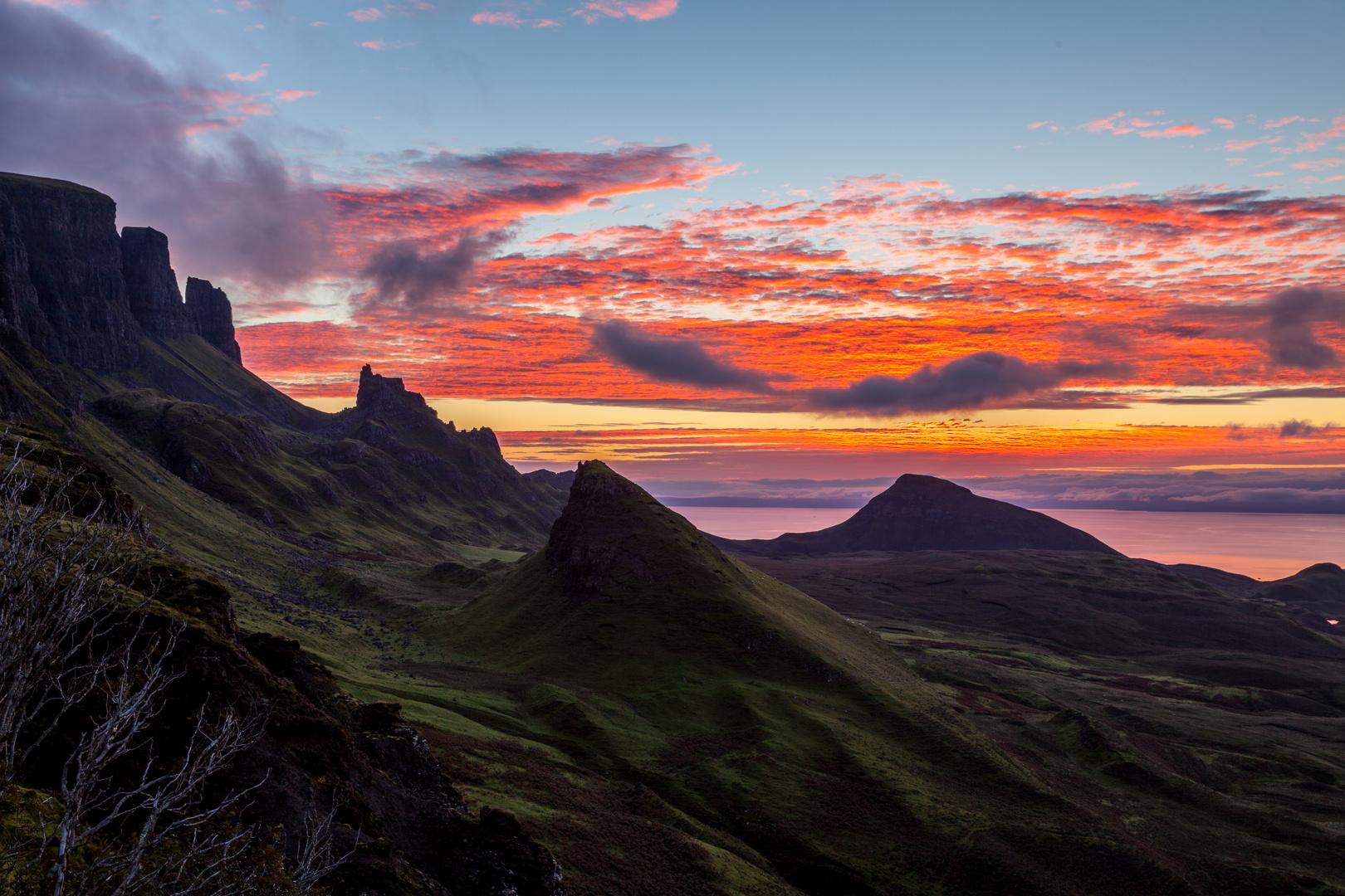 Quiraing Sunrise
