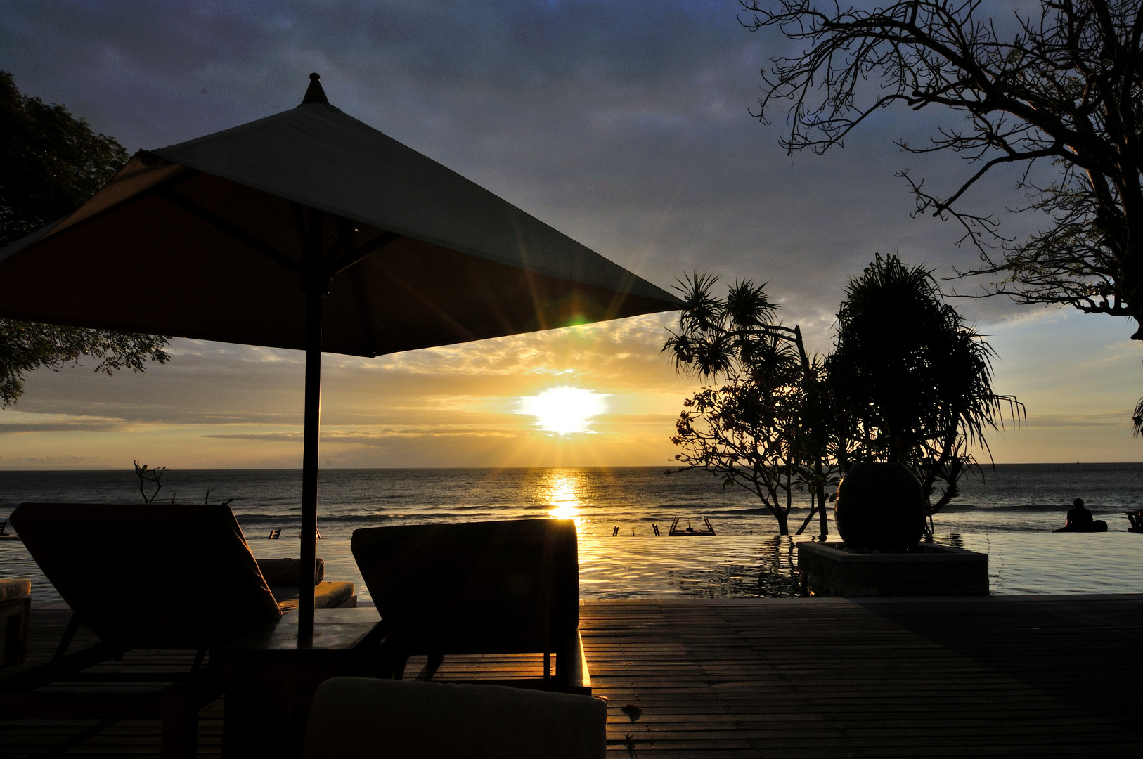Qunci Villas Sunset