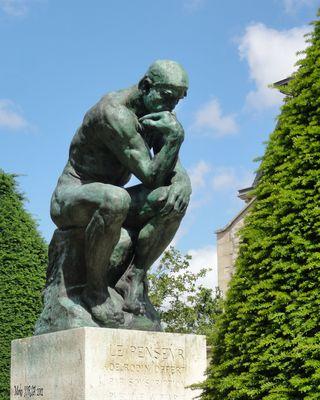 """"""" R """" comme Rodin"""