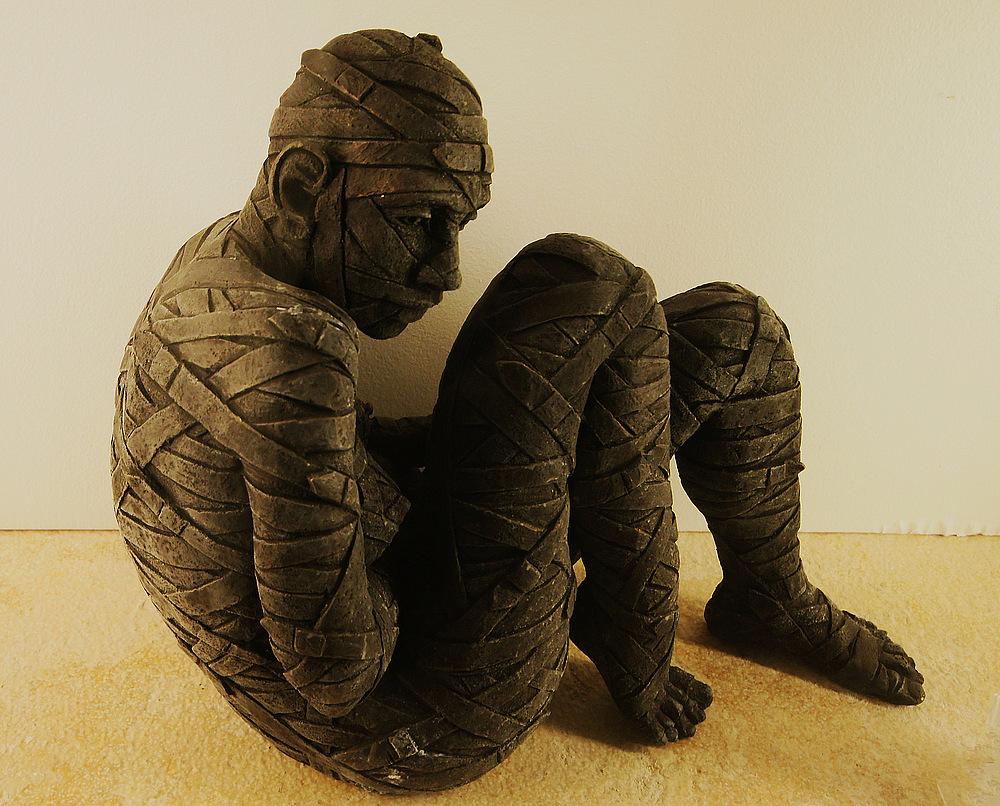 ..Rabarama Skulptur 1..