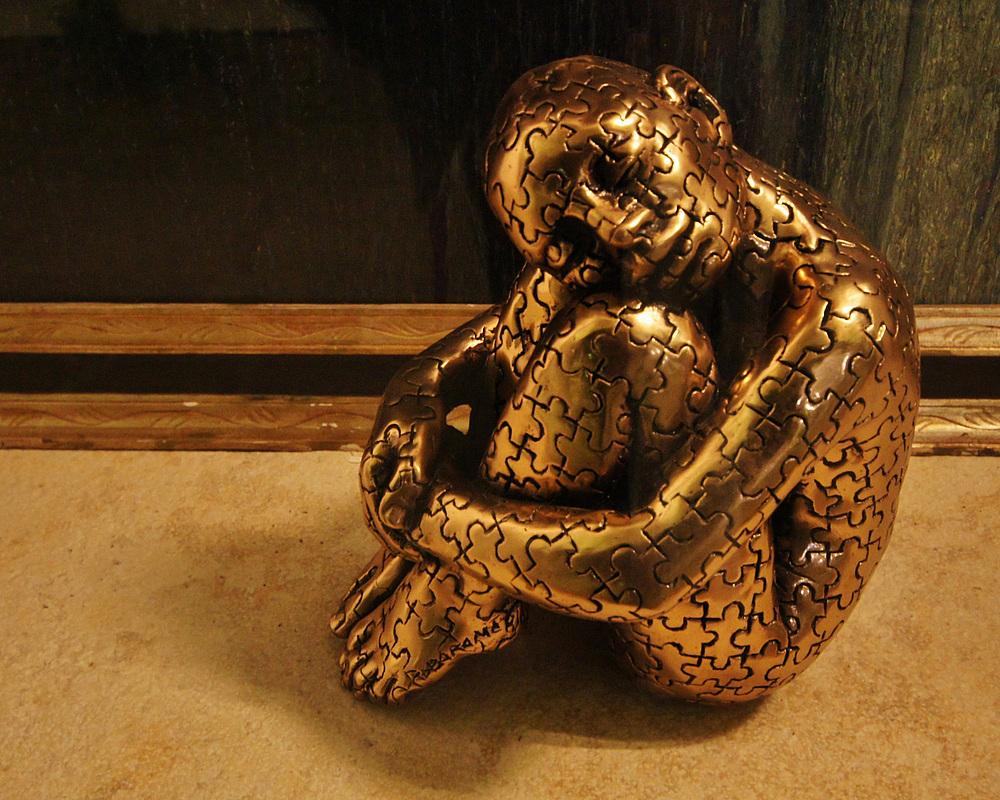 ..Rabarama Skulptur 2..