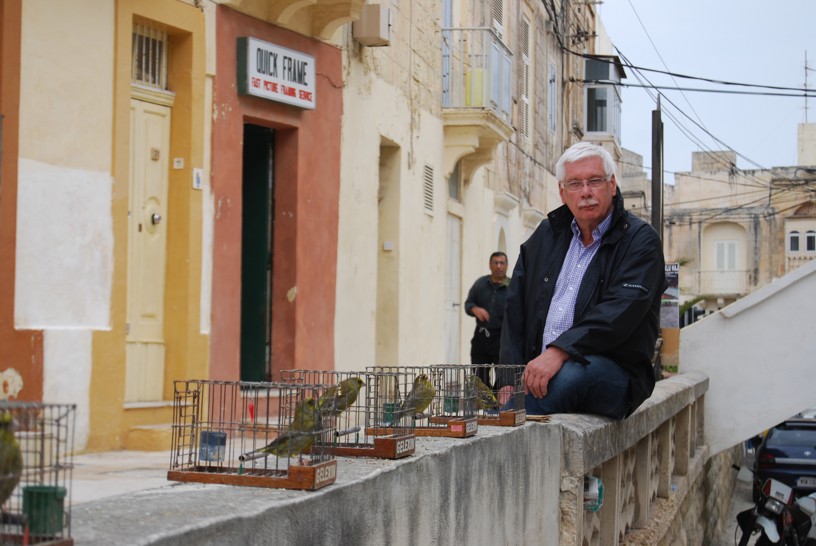 Rabat bei Mdina