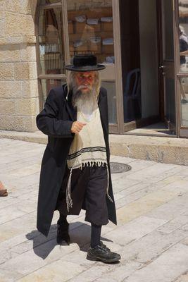 Rabbi Jacob - Jerusalem - Eté 2012