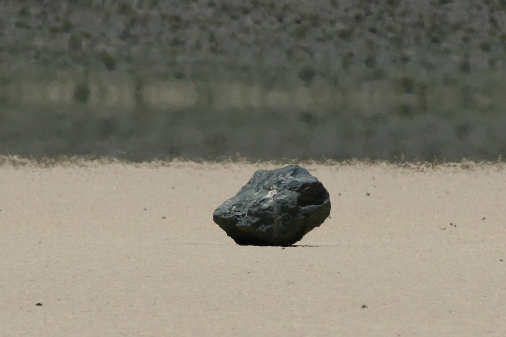 Racetrack Playa Death Valley Fata Morgana