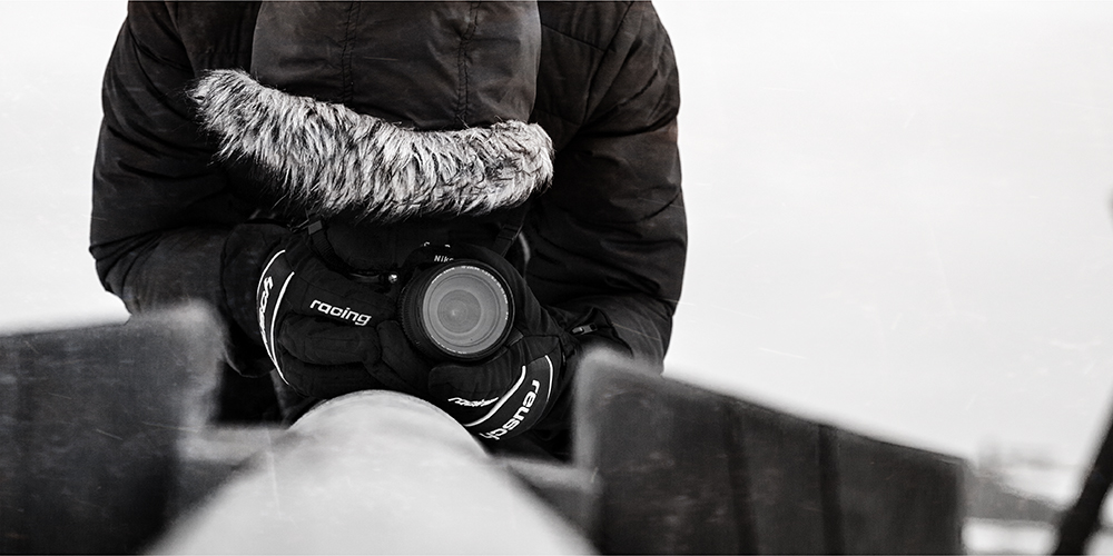 * racing against winter with Nikon *