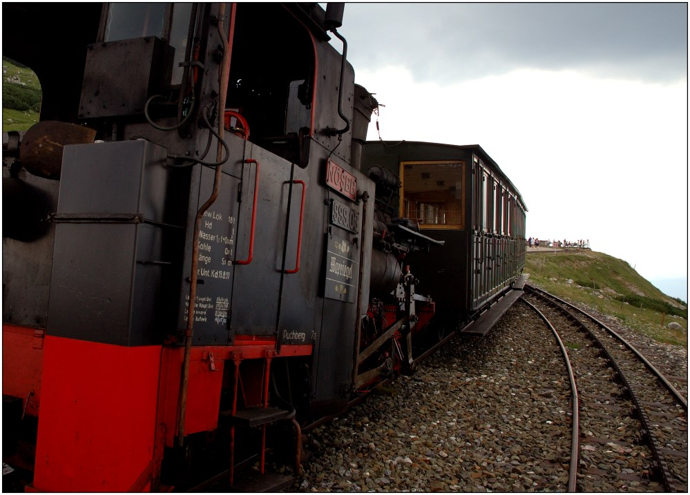 Rack Railway to Hochschneeberg