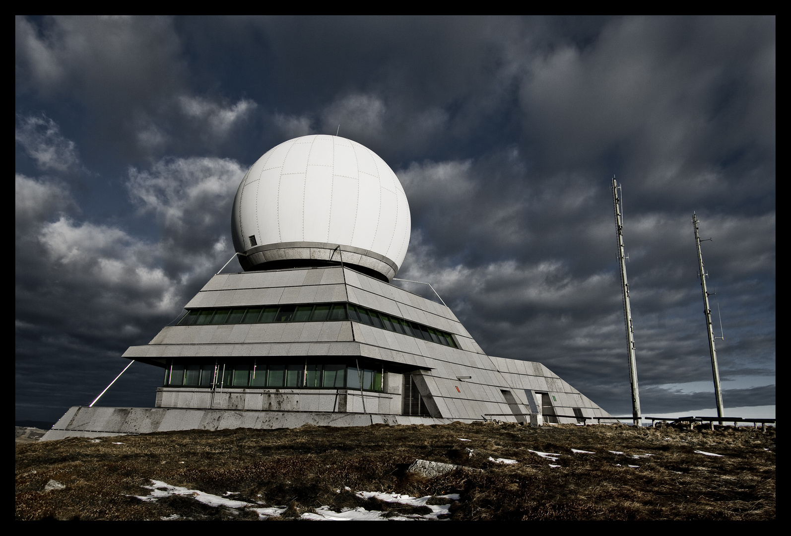 Radar de l'aviation civile