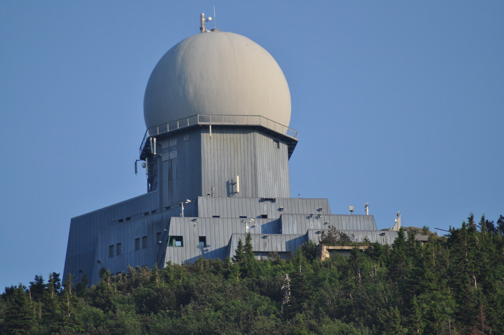 Radarstation Gr. Arber