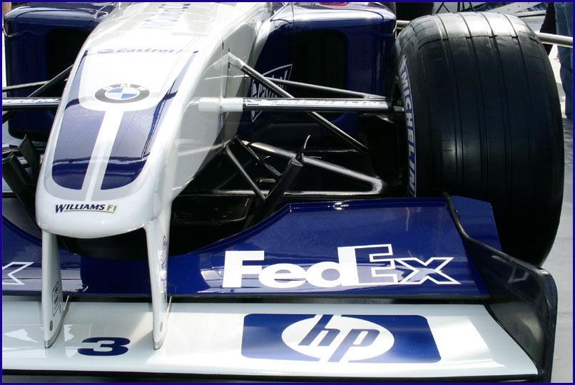 Radaufhängung (Nürburgring 2003)