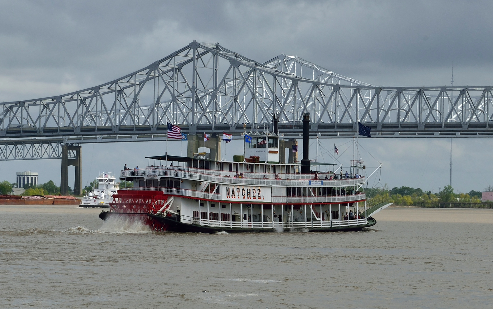 Raddampfer Mississippi