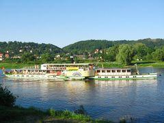 Raddampfer Pillnitz