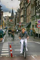 Radeln in Amsterdam