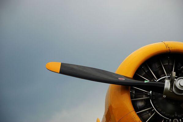 Radial Engine Pratt & Whitney R-1340