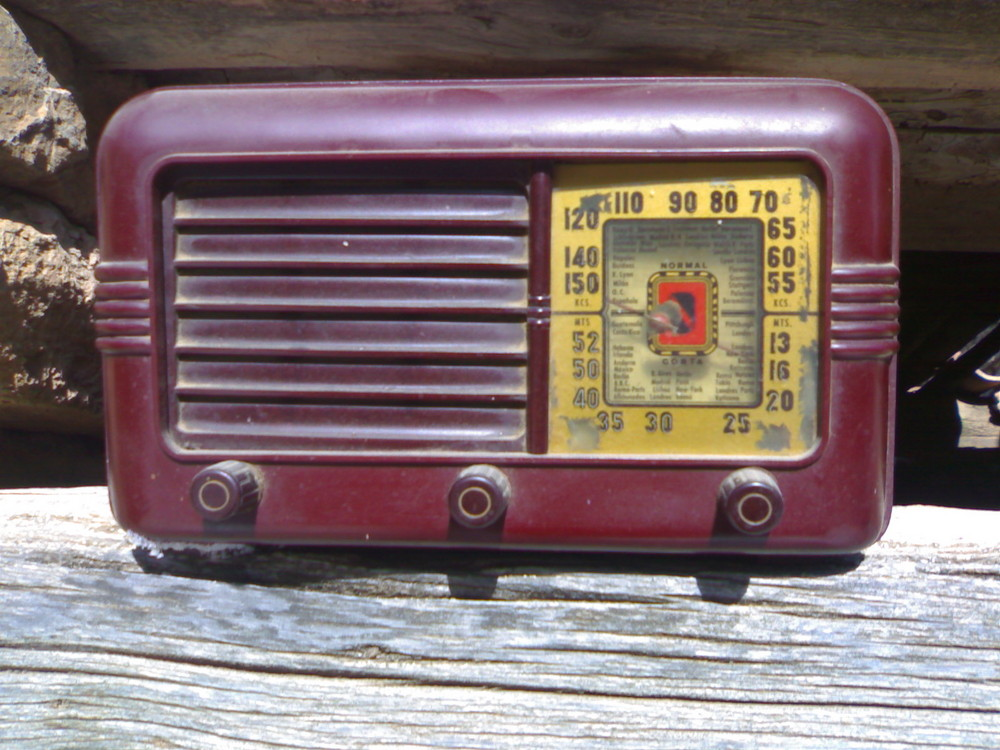 Radio antigua imagen foto arte y cultura mis fotos motivos fotos de fotocommunity - Fotos radios antiguas ...