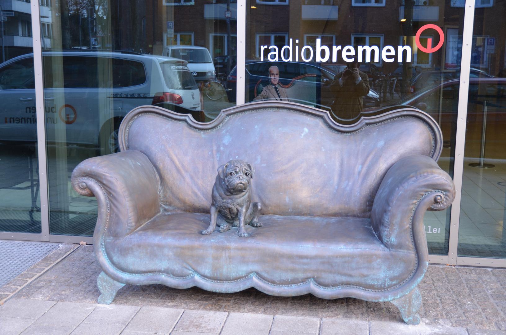 Radio Bremen Diepenau 10 Neues Gebäude