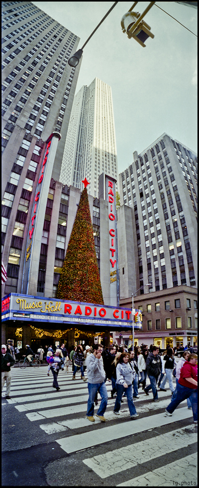 Radio City Christmas