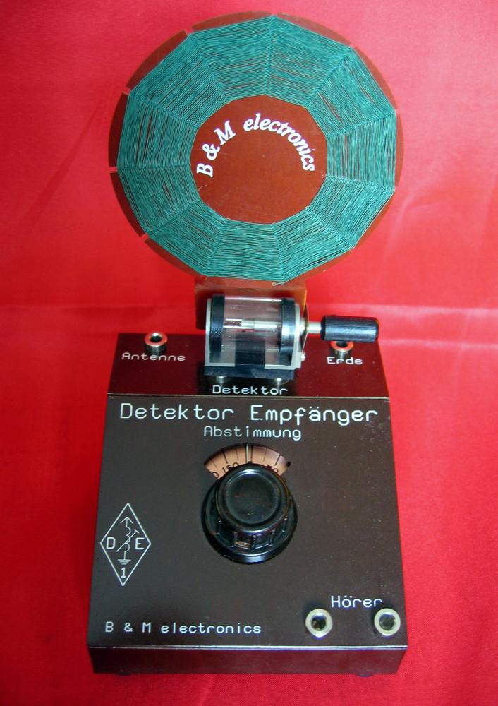 Radio - Detektor